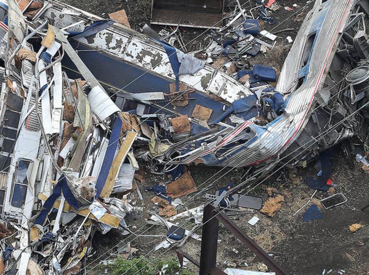 The mangled mess in Philadelphia