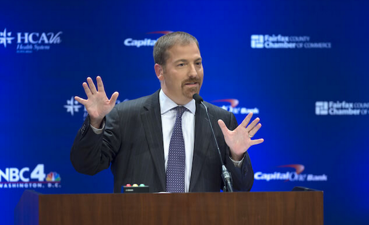 NBC's Chuck Todd has complained about lack of access to the Clinton campaign.