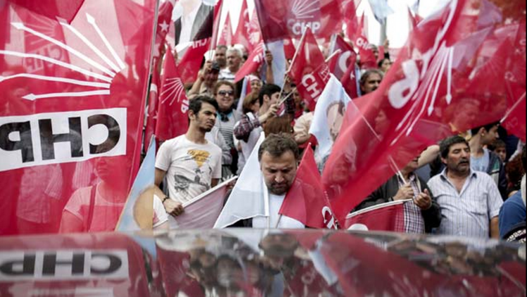 Opposition parties stopped the Islamic coalition in Turkey from gaining a majority in Parliament.